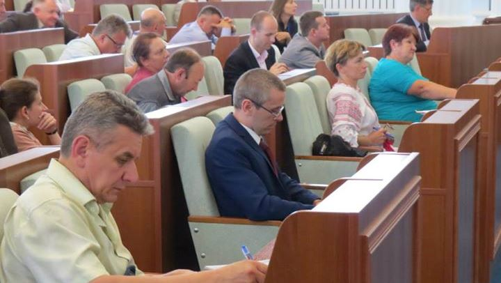 in Cherkasy the first regional discussion of the land reform road map